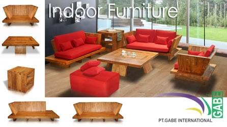 teak living room furniture. Furniture from Indonesia  Asian patio furniture Indoor Home Store Teak Patio Bed Room Set
