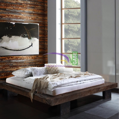 LOW BED RUSTIC EROSION