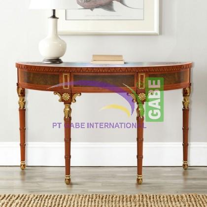 CONSOLE TABLE MODEL HALF MOON
