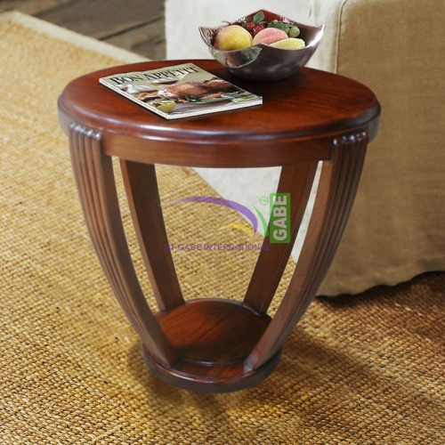 ROUND SIDE TABLE GUERIDON