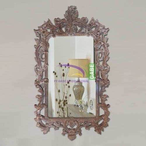 MIRROR WITH CARVING FRAME ERZA