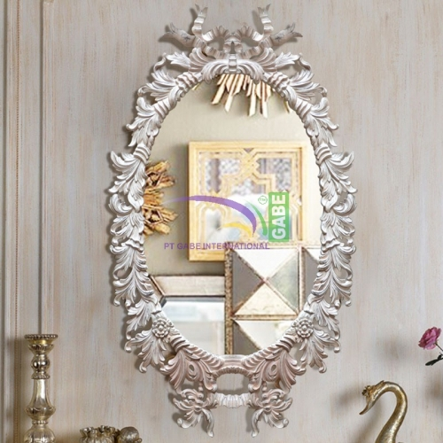 MIRROR WITH CARVING FRAME ROYAL