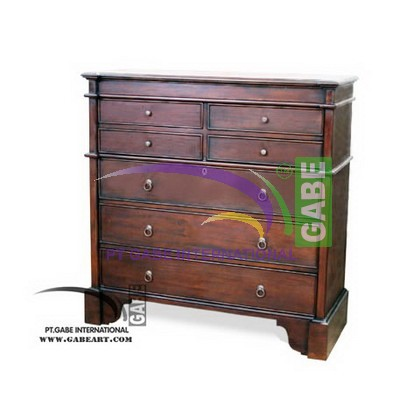 BACHELOR CHEST OF DRAWER