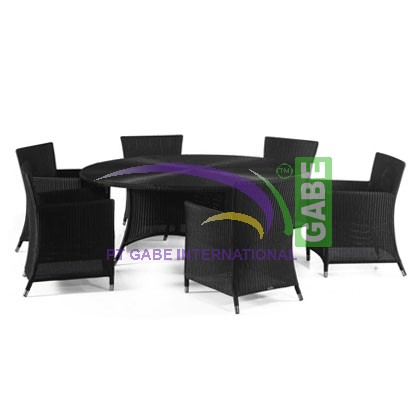 NEVADA SYNTHETIC DINING SET